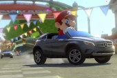 Mario Kart 8 Mercedes-Benz GLA