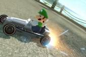 Mario Kart 8 Mercedes-Benz Silberpfeil