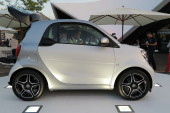 2014 smart fortwo - 1