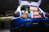 2014 smart fortwo kofferraum