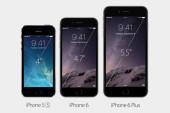 Apple iPhone 6 iPhone 6 Plus Compare 3