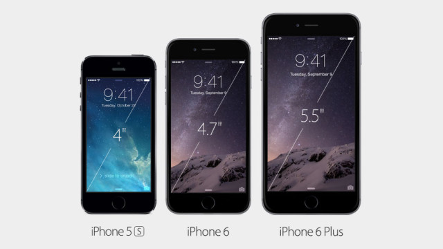 Apple iPhone 6 iPhone 6 Plus Compare 3