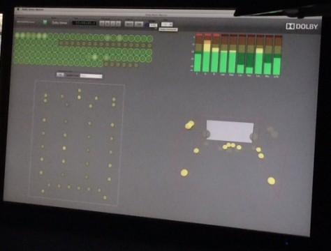 Dolby Atmos Objekte