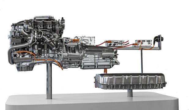 S 500 Plug-In Hybrid - Motoren