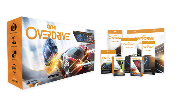 Anki Overdrive Kits