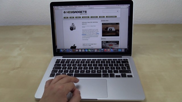 Apple MacBook Pro 13 2015 - 4