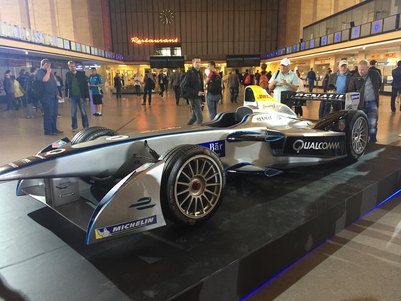 Formel E - 1