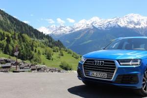 2015 Audi Q7 - 1