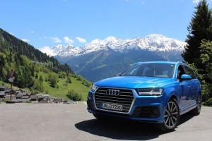 2015 Audi Q7 - 2