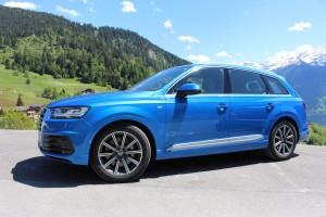 2015 Audi Q7 - 9