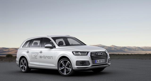 2015 Audi Q7 etron - 1