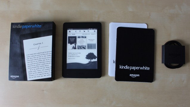 Amazon Kindle Paperwhite 2015 - 13