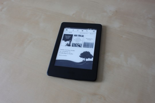 Amazon Kindle Paperwhite 2015 - 3
