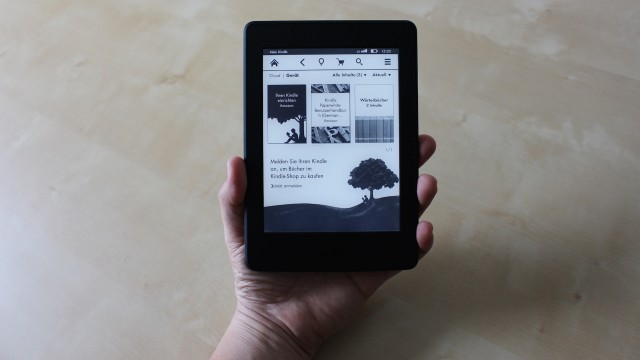 Amazon Kindle Paperwhite 2015 - 7