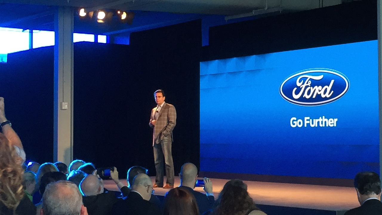 Ford Trends Conference 2015 - Keynote