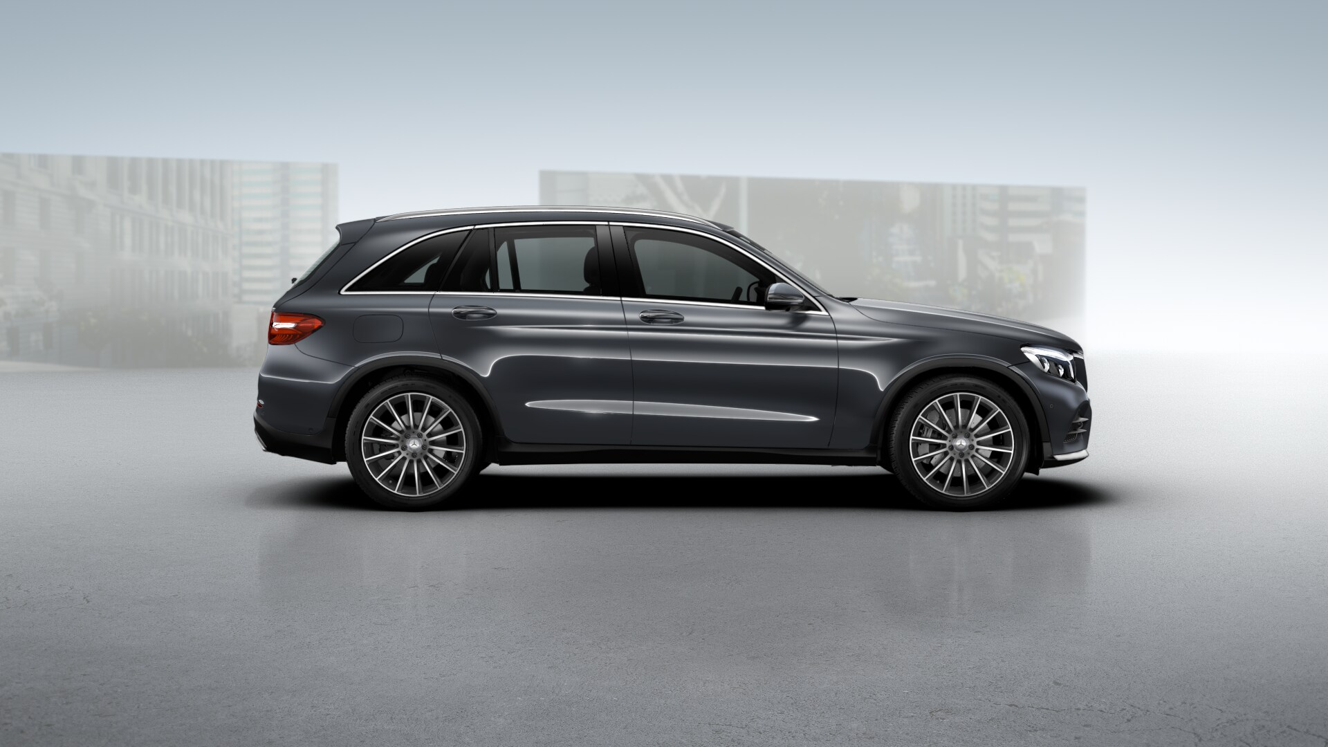 Mercedes Benz Amg Glc Coupe