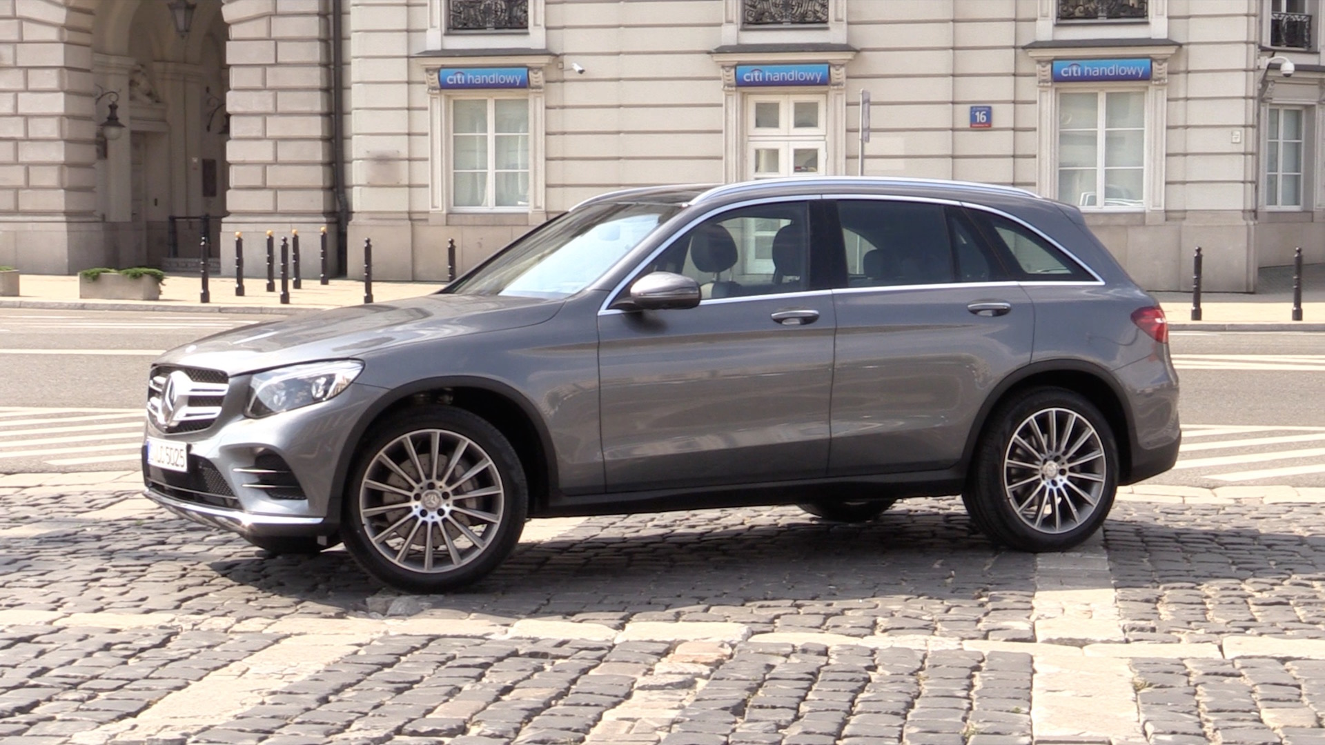 Mercedes Benz Glk  Review