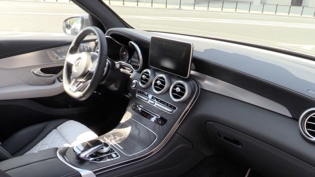 Mercedes-Benz GLC Innen