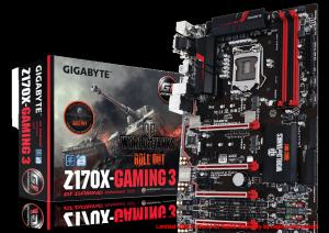 GIGABYTE Z170X-Gaming 3 - 1