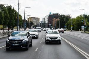 #MBPolarSun - GLE Und GLE Coupé Road Trip - Von Vilnius nach Riga #MBPolarSun - GLE and GLE Coupé road trip - From Vilnius to Riga