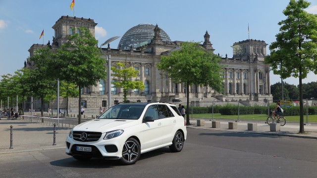 Mercedes-Benz GLE 400 Berlin