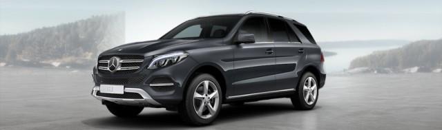 Mercedes-Benz GLE Konfigurator - 1