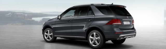 Mercedes-Benz GLE Konfigurator - 2