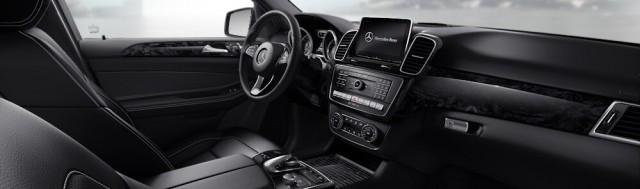 Mercedes-Benz GLE Konfigurator - 3