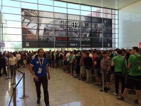 gamescom 2015 Impressionen - 5