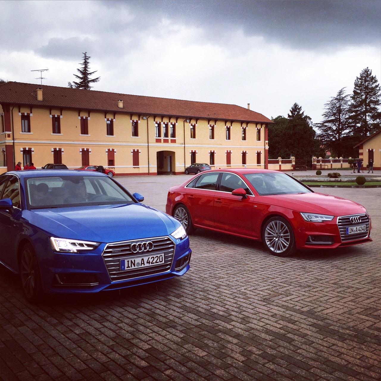 2015 Audi A4 Fahrbericht