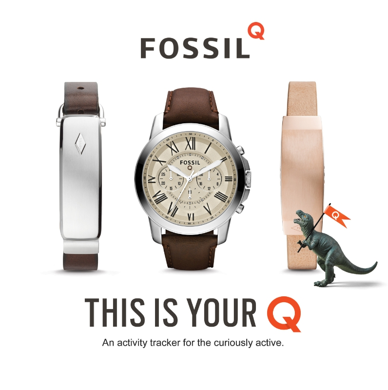 Fossil This is Your Q