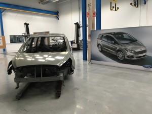 Ford Werk Valencia - 2