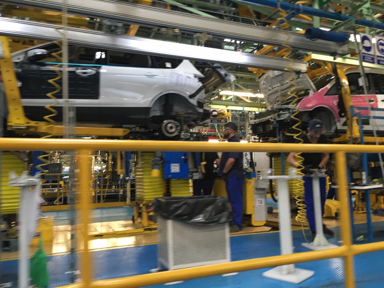 Ford Werk Valencia - 4