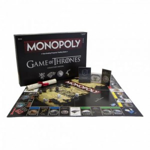 Game of Thrones Monopoly Deluxe Edition Englisch