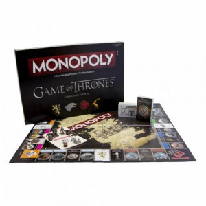 Game of Thrones Monopoly Standard Edition Englisch