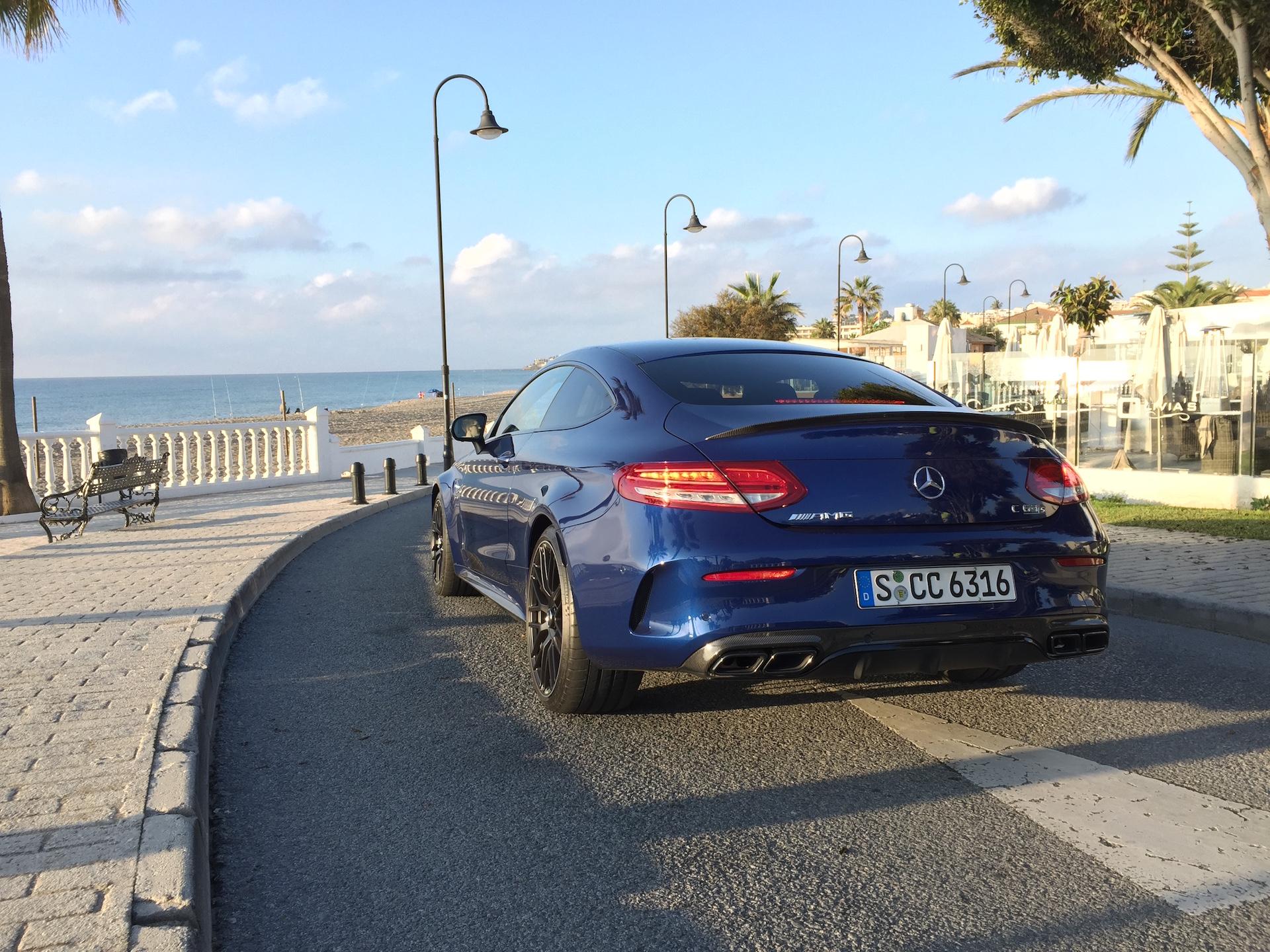 Mercedes-AMG C63S - 4