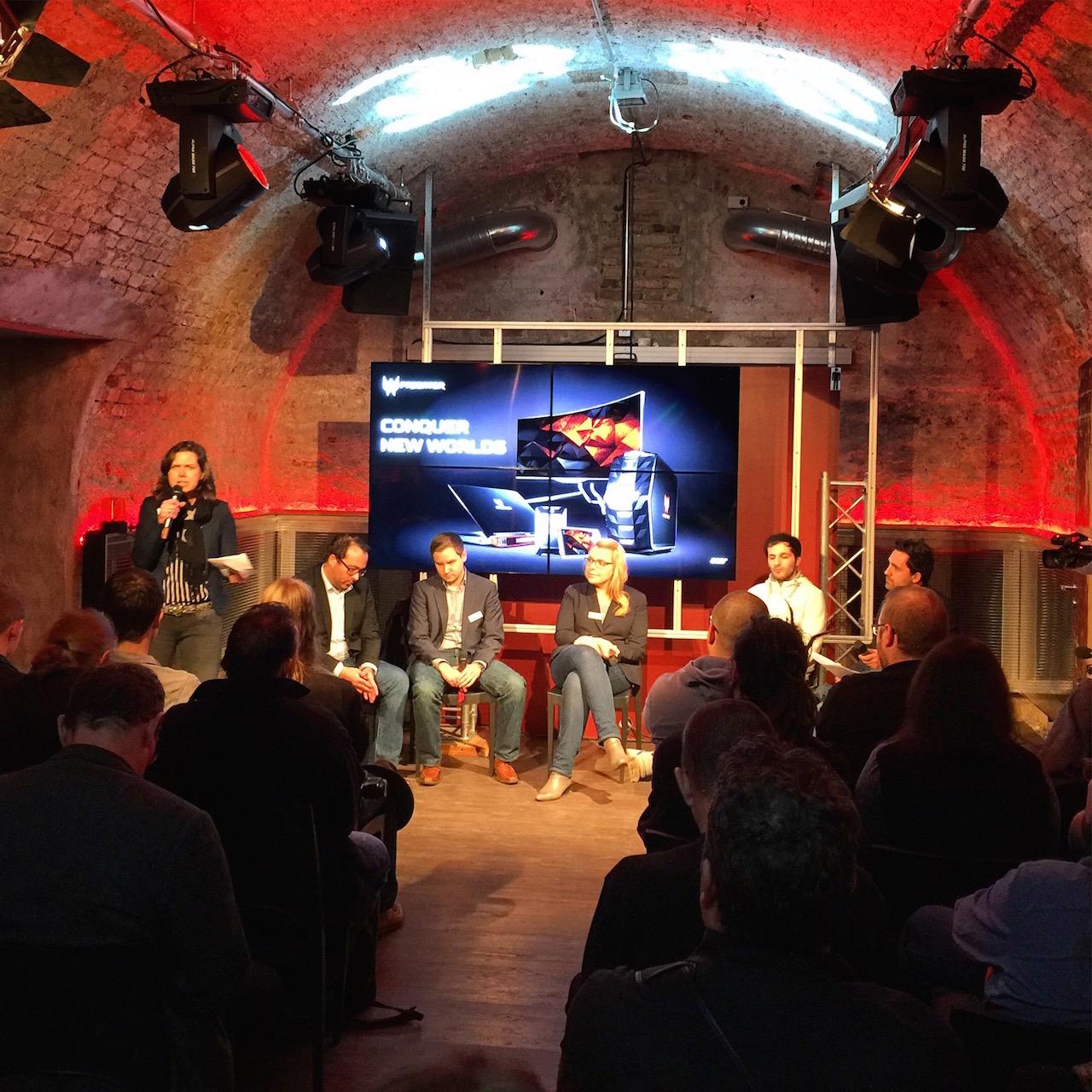 Acer Predator Event München 2015