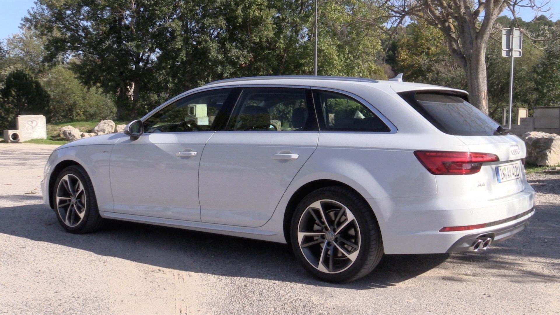 2016 Audi A4 Avant Fahrbericht Newgadgets De