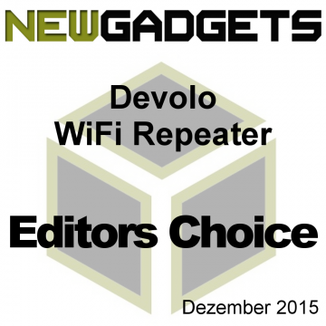 devolo wlan repeater
