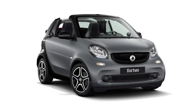 smart fortwo cabrio - 1