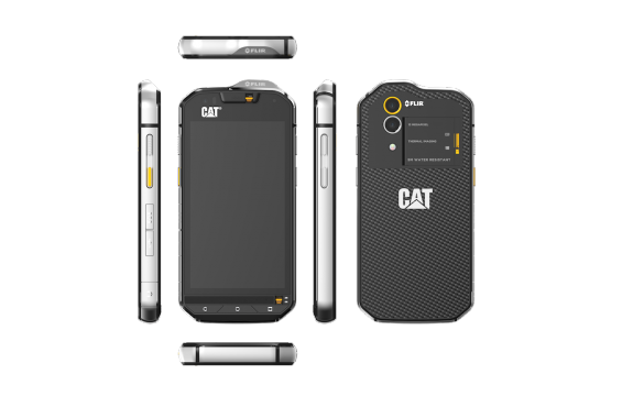 CAT S60_all sides