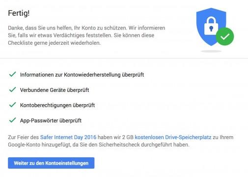 Safer Internet Day 2016 Google Drive