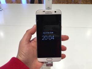 Samsung Galaxy S7 edge - 1