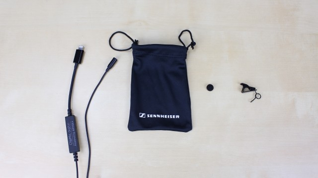 Sennheiser Clipmic digital - 2