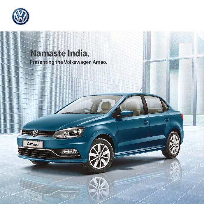 VW Ameo Indien Vorstellung