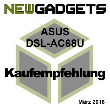 Asus DSL-AC68U Award