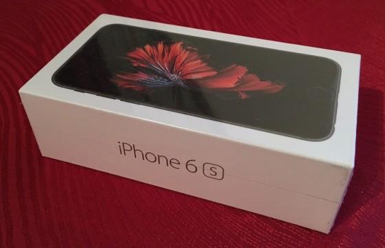 iPhone 6s 64GB spacegrau
