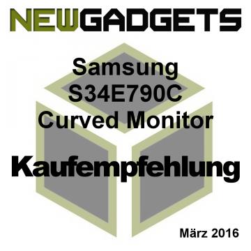 samsung s34e790c k award