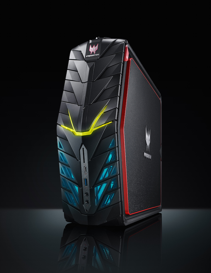 Acer Predator G1 - 9