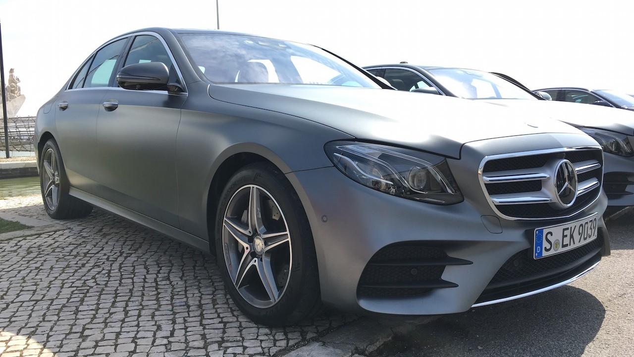 Mercedes Benz E Klasse W213 Fahrbericht Newgadgets De